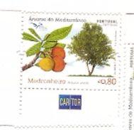 Portugal ** & Mediterranean Trees,Arbutus Unedo, Medronheiro  2017 (8673) - 1910 - ... Repubblica