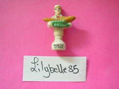 Feve Porcelaine PERSO - PION BLANC - ECHECS Serie JEU DE ROI I 1999 BANETTE ( FEVES ) - Personen