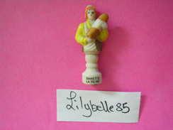 Feve Porcelaine PERSO - REINE BLANCHE - ECHECS Serie JEU DE ROI I 1999 BANETTE ( FEVES ) - Personen