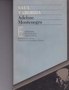 ADELMO MONTENEGRO. SAUL TABORDA. 1984, 214 PAG. EDICIONES CULTURALES ARGENTINAS-BLEUP - Biografieën