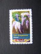 N°1123 GLYCINES DE PIERRE BRACQUEMOND OBLITERE ANNEE 2015 DU CARNET BOUQUETS DE FLEURS ADHESIF - France