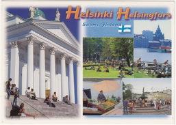 Helsinki  Helsingfors - (Suomi/Finland) - Finland