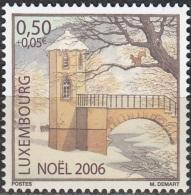 Luxembourg 2006 Michel 1723 Neuf ** Cote (2008) 1.10 Euro Noël - Luxembourg