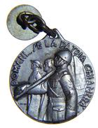 MEDAGLIA ADUNATA Delle FORZE SANITARIE COMBATTENTI (ROMA 1934 - A. XIII) Metallo Binaco / 30 Mm - Italia