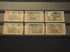 GRENADA - 1968 QUADRI  6 VALORI - NUOVI(++) - Grenada (...-1974)