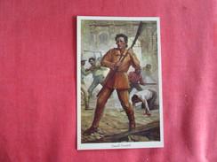 David Crockett At The Alamo -ref 2739 - History