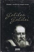 GALILEO GALILEI. SILVIA ROJAS. 2014, 137 PAG. AGUILAR COLECCIONES -BLEUP - Biographies