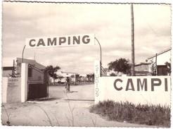 Camping La SALAMANDRE Entre Monpellier Et Carnon  Sur La D21. - France