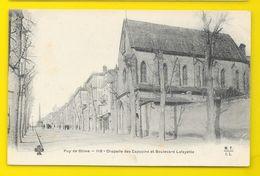 CLERMONT FERRAND (non Indiqué) Chapelle Des Capucins (MTIL) Puy De Dôme (63) - Clermont Ferrand