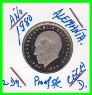 ALEMANIA - GERMANY MONEDA DE 2.00 DM. AÑO 1979-D  CALIDAD  PROOF S/C - [ 7] 1949-… : RFA - Rep. Fed. Alemana