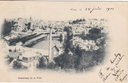 CPA  14 - VIRE - Panorama De La Ville - Vire