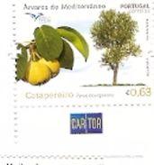 Portugal ** & Mediterranean Trees, Pyrus Bourgaeana , Catapereiro  2017 (8695) - 1910 - ... Repubblica