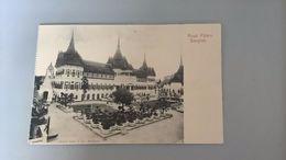 CARTOLINA BANGKOK - ROYAL PALACE - Tailandia