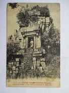 CAMBODGE  -  ANGKOR-THOM  - TOUR CENTALE INACHEVEE DE PRASAT-KEO    ANIME      TTB - Cambodge