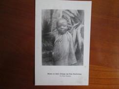 MISSION DU SHIRE DES PERES MONTFORTAINS .   UN PETIT CHRETIEN - Congo - Kinshasa (ex Zaire)