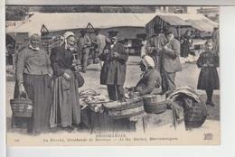 41 - ROMORANTIN - Au Marché, Marchande De Harengs - Romorantin