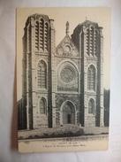 Carte Postal Saint Malo (35) L'Eglise De Rocabey Près Saint Malo (Petit Format Non Circulée) - Saint Malo