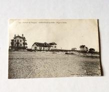 Barneville-sur-Mer, Plage Et Chalets - Barneville
