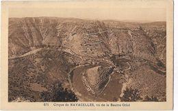 Cirque De Navacelles, Vu De La Baume Oriol - Sonstige Gemeinden