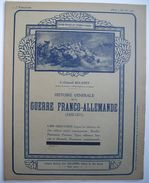 GUERRE 1870-1871: GUERRE FRANCO-ALLEMANDE : N° 48 : PERONNE & BAPAUME . ROUEN . ARMEE Du NORD . SAINT - QUENTIN.  Etc .. - 1850 - 1899