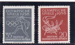 DDR, Nr. 539/40** - DDR