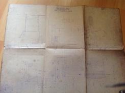 Somua Fraiseuse FH 1 Plan D Installations - Máquinas