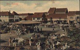 CP Carte Postalel Bosnie Herzegovine CPA Marktplatz Samac YT 67 CAD KUK Kaiserliche Und Konigliche Milit Post - Bosnie-Herzegovine
