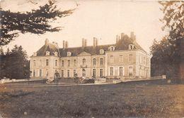 ¤¤  -     Carte-Photo D 'un Chateau En LOIRE-INFERIEURE En 1912     -  ¤¤ - France