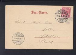 Dt. Reich AK Offenbach Kriegerdenkmal 1898 - Deutschland