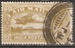 India  1929  SG 223  6a Fine Used - India (...-1947)