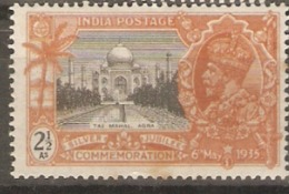 India  1935  SG 244  2,1/2a  Watermark To The Right  Mounted Mint - India (...-1947)