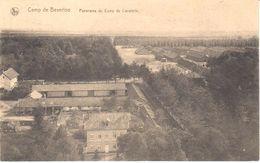 Bourg-Léopold - CPA - Camp De Beverloo - Panorama Du Camp De Cavalerie - Belgio