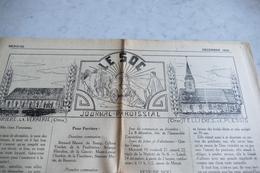 61 - Ferrière-la-Verrerie Et Tellieres-le-Plessis ** Journal Paroissial ** LE SOC ***  / J 58 - Giornali