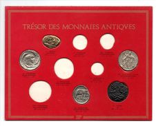 """"""" Trésor Des Monnaie Antiques """" . Collection BP Station Service - Réf. N°399F - - Monnaies"""