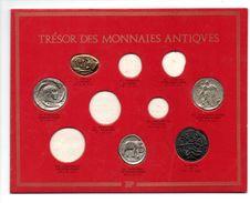 """"""" Trésor Des Monnaie Antiques """" . Collection BP Station Service - Réf. N°400F - - Monnaies"""