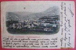 BOSNA I HERCEGOVINA - SARAJEVO TOTALANSICHT 1900 - Bosnia And Herzegovina