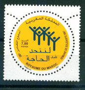 Morocco 2007 Solidarity 1v MNH - Morocco (1956-...)