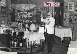 Lazio-roma Piazza Augusto Imperatore Ristorante Alfredo Il Vero Re Delle Fettuccine Veduta Interno Sala - Cafés, Hôtels & Restaurants