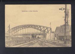 Carte Postale Tournai Pont Morelle 1918 - Tournai