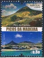 Portugal - Pic De Madère (année 2017) Oblit. - 1910-... République