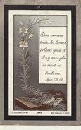 Décès De Catherine Vander Auwera Epouse Lemaigre Louvain 1891 - Décès