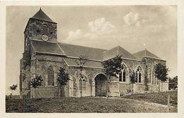 - Dpts Div.-ref-VV370- Meuse - Dun Sur Meuse - Eglise Notre Dame - Carte Bon Etat - - Dun Sur Meuse