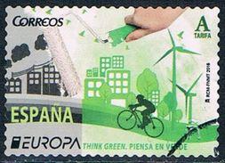 Espagne - Europa 4772 (année 2016) Oblit. - 1931-Aujourd'hui: II. République - ....Juan Carlos I