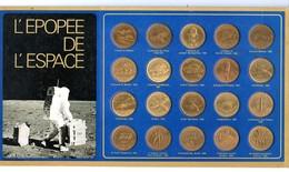 """"""" L'Epopée De L'Espace """" . Collection Shell Station Service - Réf. N°50P - - Non Classificati"""