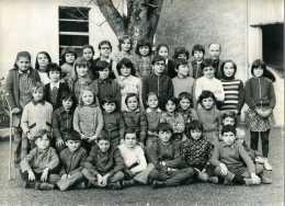 LAGUPIE . PHOTO DE CLASSE . CLASSE DE Mme & M. REICH. - Otros