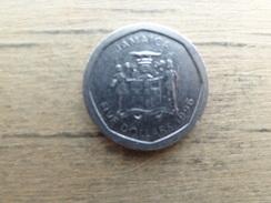 Jamaique  5  Dollars  1996  Km 163 - Jamaica