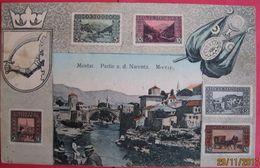 BOSNA I HERCEGOVINA - MOSTAR OLD LITHO - Bosnia And Herzegovina