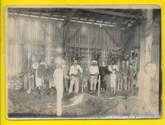 Photo D'une Usine De Crin à ORAN En Algérie Années 30 - Afrique