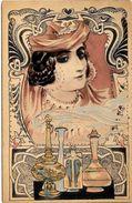CPA Noury Gaston Parfum Non Circulé Art Nouveau - Ilustradores & Fotógrafos