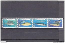 Nauru Nº 423 Al 426 - Nauru